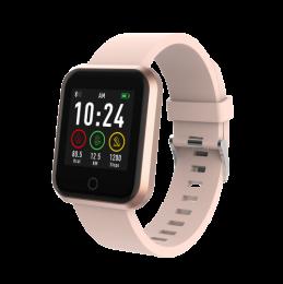 Forever Forevigo SW-300 chytré hodinky růžové