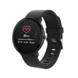 Forever Forevive SB-320 chytré hodinky černé