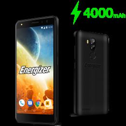 Energizer PowerMAX P490S LTE Dual SIM Black