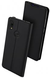 Pouzdro Dux Ducis Skin pro Xiaomi Redmi Note 8 Pro šedé