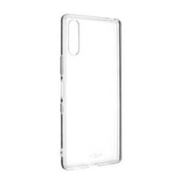 Pouzdro FIXED TPU pro Sony Xperia L4 čiré