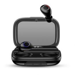 Bezdrátová sluchátka USAMS YJ Wireless 5.0 s nabíjecím pouzdrem černá