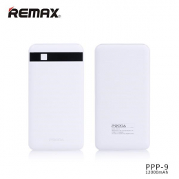 Powerbanka REMAX Proda Gentleman 12.000 mAh bílá