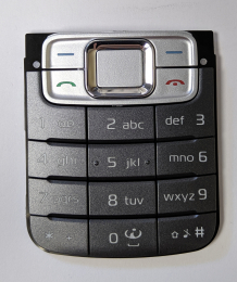 Klávesnice pro Nokia 3109 OEM šedá