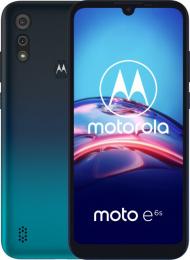 Motorola E6s 2GB/32GB Dual SIM Blue