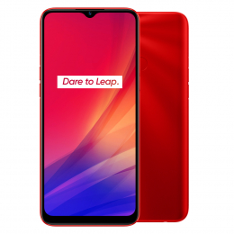 Realme C3 3GB/64GB Dual SIM Blazing Red