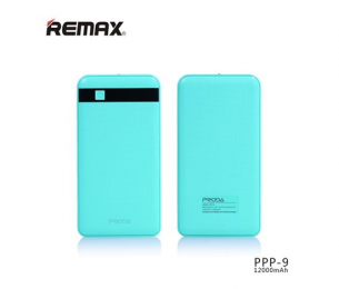 Powerbanka REMAX Proda Gentleman 12.000 mAh modrá