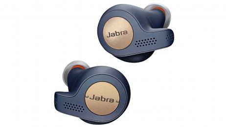 Bezdrátová sluchátka Jabra (100-99010000-60) ELITE 65t Active Blue Cooper