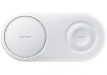 Bezdrátová nabíječka Samsung (EP-P5200TWE) Wireless Charger Duo bílá