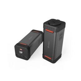 Powerbanka Jackery Powerbar 23.200 mAh černá