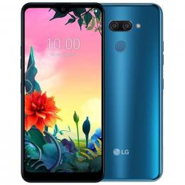LG (X540EMW) K50s Dual SIM Blue