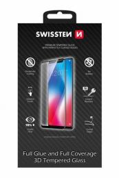 Swissten Tvrzené Sklo 3D H pro Samsung J600F Galaxy J6 2018 černé