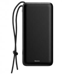 Powerbanka Baseus Mini Q (PPALL-DXQ01) PowerDelivery 20.000 mAh černá