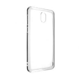 Pouzdro FIXED TPU pro Nokia 2 čiré