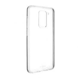 Pouzdro FIXED TPU pro Xiaomi Redmi Note 9 čiré