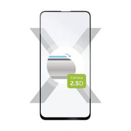 FIXED Tvrzené sklo pro Motorola G8 Power Full Cover černé