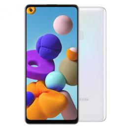 Samsung A217F Galaxy A21s 4GB/64GB Dual SIM White