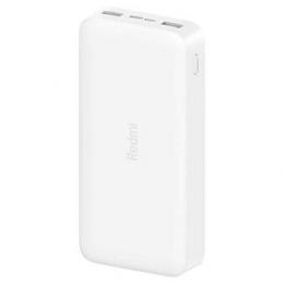 Powerbanka Xiaomi Redmi PowerBank 2 20.000 mAh 18W bílá