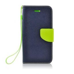 Pouzdro Fancy Diary Book pro Huawei P Smart Z/Y9 Smart 2019 modré