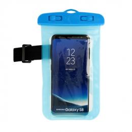 Vodotěsné pouzdro zámek modré