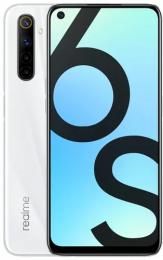 Realme 6S 4GB/64GB Dual SIM Lunar White