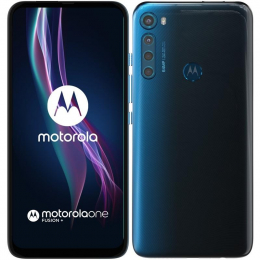Motorola One Fusion+ Dual SIM Twilight Blue