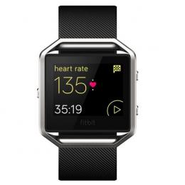 Fitbit (FB502SBKL-EU) Blaze velikost L Black