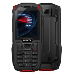 Aligator K50 eXtremo Black Red