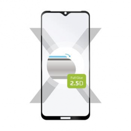 FIXED Tvrzené sklo pro Xiaomi Redmi 9A/9C Full Cover černé