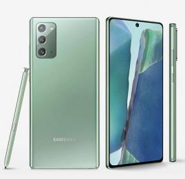 Samsung N980F Galaxy Note 20 8GB/256GB Dual SIM Mystic Green (CZ distribuce)