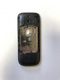 Střední kryt pro Nokia C2-01 OEM černý