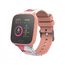 Dětské chytré hodinky Forever (JW-100) IGO oranžové
