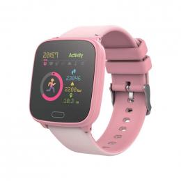 Dětské chytré hodinky Forever (JW-100) IGO růžové