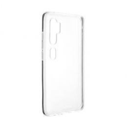 Pouzdro FIXED TPU pro Xiaomi Mi Note 10 (Pro) čiré
