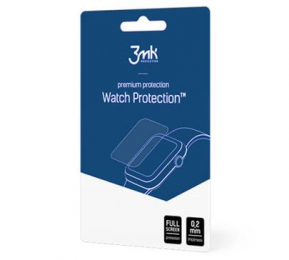 3mk Watch ochranná fólie pro Huawei Watch GT2 42mm (3 ks v balení)