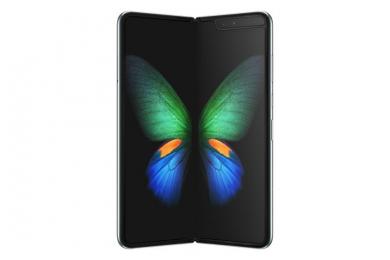 Samsung SM-F907B Galaxy Fold 5G 512GB Silver