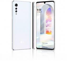 LG Velvet 5G 6GB/128GB White