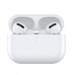 Bluetooth sluchátka Devia TWS Earphone Pro (BT5.0) bílá