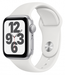 Apple Watch (MYDM2HC/A) SE 40mm Silver White