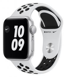 Apple Watch (MYYD2HC/A) SE 40mm Nike+ Silver White