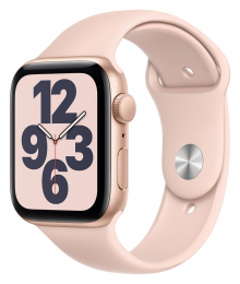 Apple Watch (MYDR2HC/A) SE 44mm Gold Pink