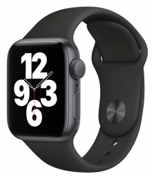 Apple Watch (MYDT2HC/A) SE 44mm Grey Black