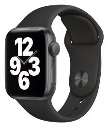 Apple Watch (MYDT2HC/A) SE 44mm Grey Black