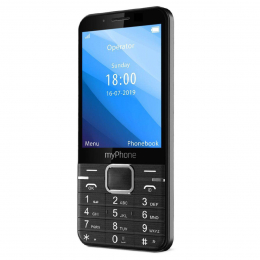 myPhone Up Dual SIM Black