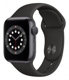 Apple Watch (MG133HC/A) Series 6 40mm Grey Black