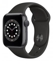 Apple Watch (MG133HC/A) Series 6 40mm Grey Black