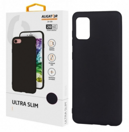 Pouzdro Aligator Ultra SLIM pro Samsung A315F Galaxy A31 černé