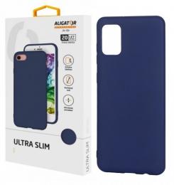 Pouzdro Aligator Ultra SLIM pro Samsung A315F Galaxy A31 modré
