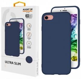 Pouzdro Aligator Ultra SLIM pro Samsung A415F Galaxy A41 modré