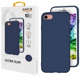 Pouzdro Aligator Ultra SLIM pro Samsung A202F Galaxy A20e modré